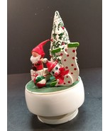 Wind Up Musical Christmas Tree Decoration - $4.99