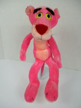 Vintage Pink Panther Plush 24K Special Effects 1989 Bendable Legs 12 Inch  - $24.74