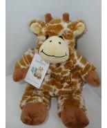 Intelex Warmies giraffe Microwaveable Plush Heat-able Lavender scent com... - $19.79