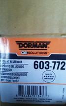 NEW Front Engine Coolant Reservoir Dorman 603-772 image 2