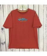 Hard Rock Hotel Cafe PUNTA CANA T-Shirt SIZE XL Beach Ocean Seaplane Tik... - $15.99