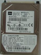 "MQ20KSFU 20GB 2.5"" IDE Drive Toshiba HDD2181 Free USA Ship Our Drives Work - $48.95"