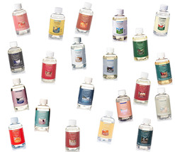 ☆☆YANKEE CANDLE REED DIFFUSER OIL REFILLS☆YOU CHOOSE☆☆FREE SHIPPING &amp... - $11.99