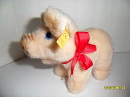 Steiff pig small with  all IDs made in Germany 2769 - $47.49