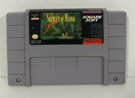 Secret of Mana (Super Nintendo Entertainment System,1993) - $39.99