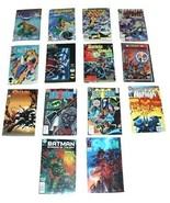 Lot 14 Marvel Batman, Spawn, Aqua-man Comic Books  - $80.99