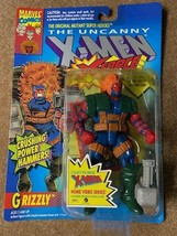 """Marvel Uncanny X-Men  5"""" Grizzly with Crushing Power Hammers 1993 - $11.87"""