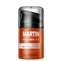 MARTIN Men's Cologne Scented Hydrating Revitalizing Anti-Aging Face Lotion - $15.98