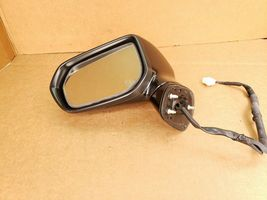 07-08 Acura RDX Sideview Power Door Wing Mirror Driver Left RH (7 wire) image 4