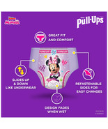 2 Packs Pull-Ups Girls' Learning Designs Training Pants, 3T-4T, 20 Ct - $33.34