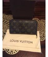 Fabulous Louis Vuitton Zippy Wallet US SELLER!  - $717.75
