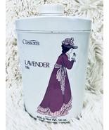 Cussons Talc Powder Lavender Scented 14 oz Tin England - Vintage Original - $23.76
