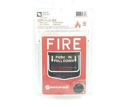 HONEYWELL NOTIFIER NBG-12LX FIRE ALARM PULL STATION IDP-PULL-SA NBG12LX image 8