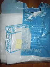 #22 Kenmore Plastic 15 inch Compactor Bags 5 bags  - $3.99