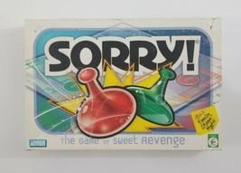 Sorry Board Game Hasbro 2005 - $14.01