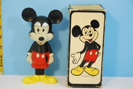 Avon Walt Disney: Mickey Mouse Shampoo Bottle & Box 1960's - $5.00