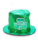 Wholesale Irish Costume Hats |  Bulk St Patricks Hats |  Dozen - £17.85 GBP