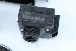 2012 Mercedes W204 C250 ECU Engine Computer EIS Ignition FOB ISL Set  image 4