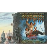 """THE PRINCESS BRIDE - MOVIE POSTER (REGULAR STYLE) (SIZE: 24"""" x 36"""") - $16.00"""