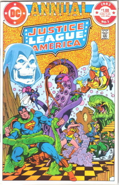 Primary image for Justice League of America Annual #1 DC Comics 1983 VFN+