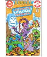 Justice League of America Annual #1 DC Comics 1983 VFN+ - $2.99