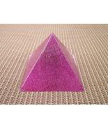 "Orgone Energy Pyramid "" Think Pink"" - $24.95"