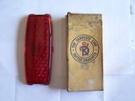 1941 1942 chevy lens tail light new 1943 1940 taillight  brake light new... - $29.99