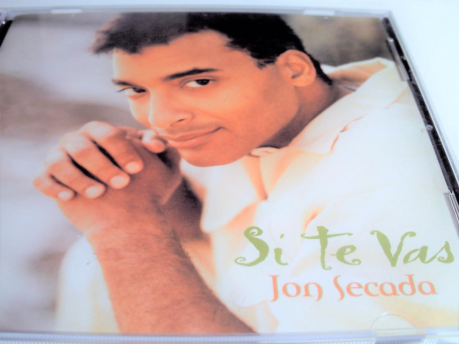 Jon Secada Si Te Vas CD