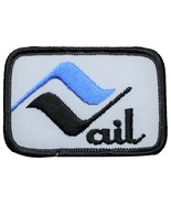 "Vintage Vail Ski Resort Patch - Colorado, Snowboard, Ski Badge 3"" (Sew on) - £3.96 GBP"