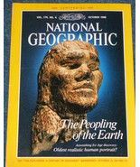 National Geographic Magazine - Oct. 1988 - Vol. 174 - No. 4 - $8.50