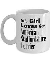 American Staffordshire Terrier - 11oz Mug - $14.95