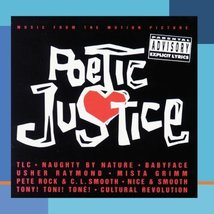 Poetic Justice: Music from the Motion Picture Stanley Clarke  Format: Au... - $16.00