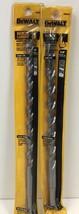 """(New) Dewalt DW5242 5/8"""" x 7"""" x 12"""" Rock Carbide Hammer Drill Bit Lot of 2 - $29.69"""