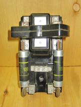 AEC 100 AMP, 240 VOLT MAIN DISCONNECT FUSED SWITCH BLOCK (P/N: 1949) ~ R... - $179.99