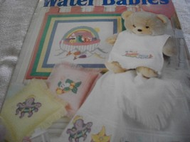 Water Babies Cross Stitch Leaflet - $3.00