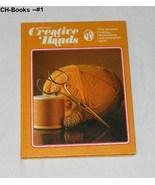 Greystone's Creative Hands Knitting, Crochet, Sewing Hardcover Books #1,... - $15.99