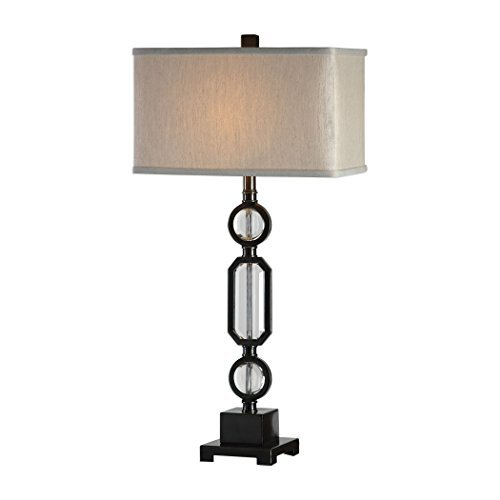 Uttermost Jugovo Dark Gun Metal Bronze Table Lamp image 2