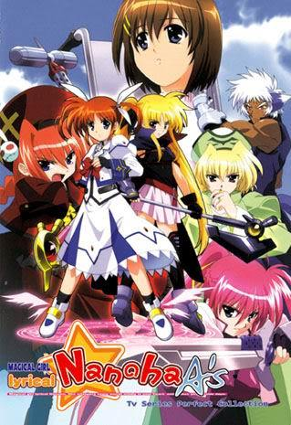Primary image for Magical Girl Lyrical Nanoha A's ~ Tv Series Perfect Collection Englihs Dubbed