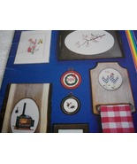 School House of Counted Cross Stitch - $3.00