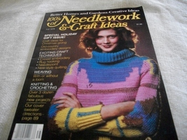 Better Homes and Gardens Creative Ideas Fall 1978 Magazine - $6.00