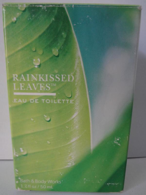 Bath & Body Works Luxuries Rainkissed Leaves Eau de Toilette 1.7 oz / 50 ml