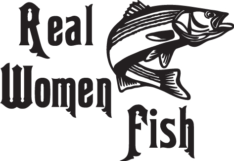 FISH DECAL #FH2/310 REAL WOMEN FISH BASS BAIT ROD REEL POLE CAR TRUCK AUTO SUV