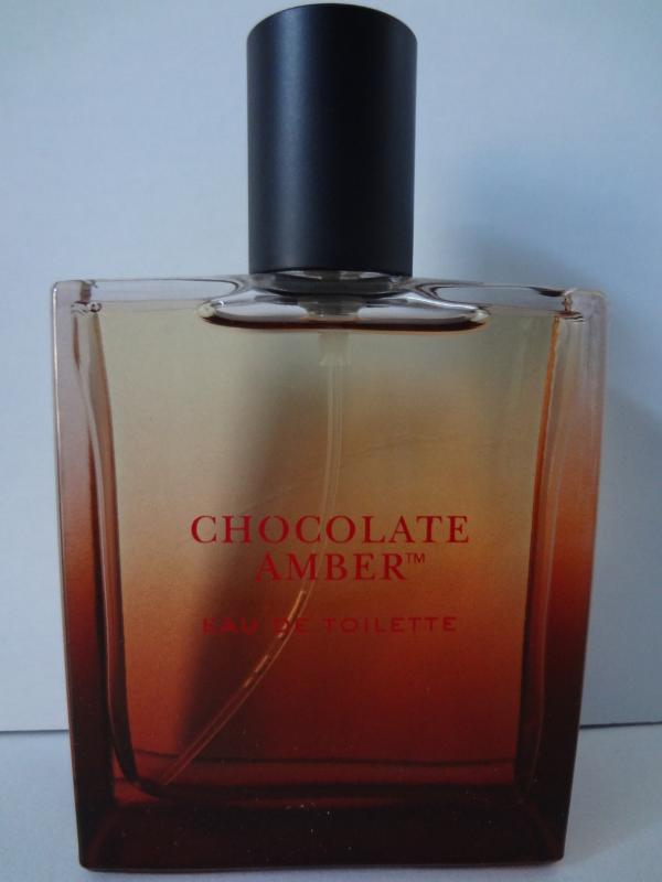 Bath & Body Works Luxuries Chocolate Amber Eau de Toilette 1.7 oz / 50 ml