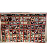 VERY RARE – TWO Seamless Star Wars 1977 Red Series 2 Uncut Sheets! - $1,018.50