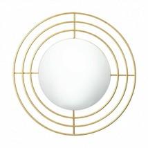 Gold Modern Round Wall  Mirror - $42.70