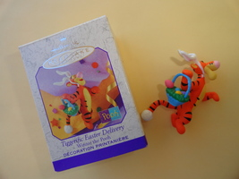 Tiggerific Easter Delivery Disney Tigger Hallmark Keepsake Ornament - $12.99