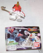 GUNDAM SD IMPACT GASHAPON VOL. 5 BANDAI FIGURE 2009 #36 - $3.95