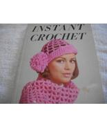 Instant Crochet - $5.00