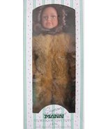 Seymour Mann Wizard of Oz LION Doll Hand Painted Porcelain LIMITED EDITI... - $41.51