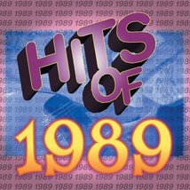 Hits of 1989 [Audio CD] Hits of 1989 - $10.45